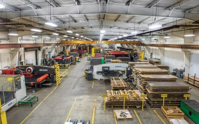 A square deal on continuous improvement in custom manufacturing