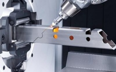 Square Deal Machining Purchases First Tube Laser