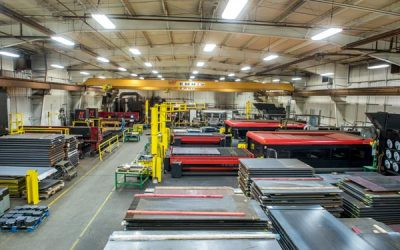 DMI invests nearly $2M in tube laser for work on metal parts